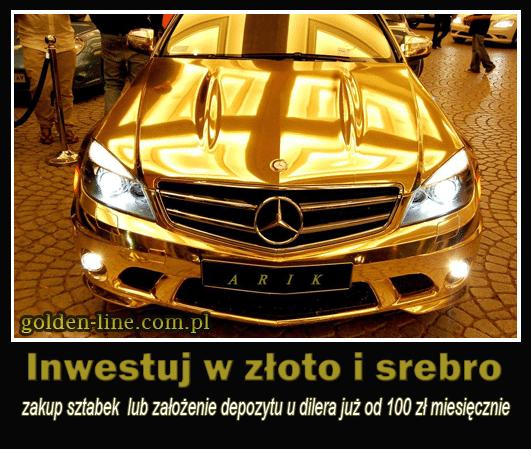złoto z Auvesta